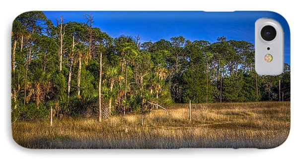 Woodland And Marsh IPhone Case