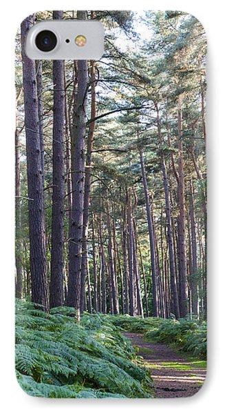 Woodland Path IPhone Case