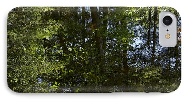 Woods Reflection IPhone Case