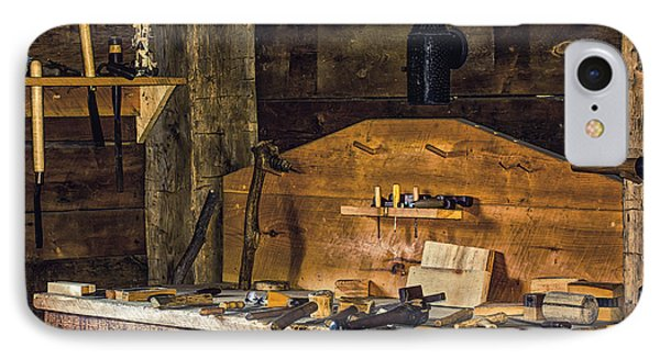 Workman's Bench IPhone Case