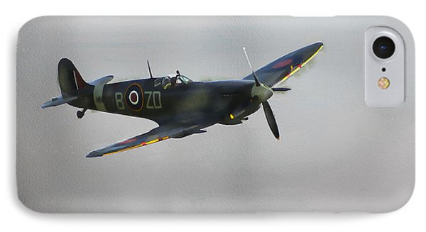 World War 2 Spitfire IPhone Case