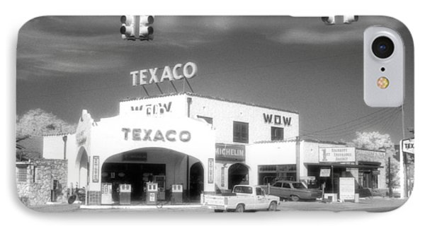 Wow Texaco Bandera 1983 IPhone Case
