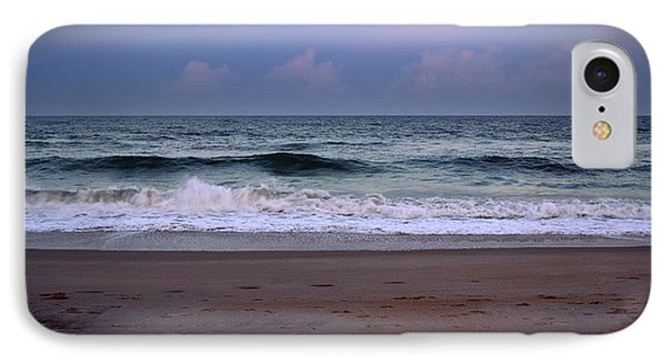 Wrightsville Sunset Waves IPhone Case