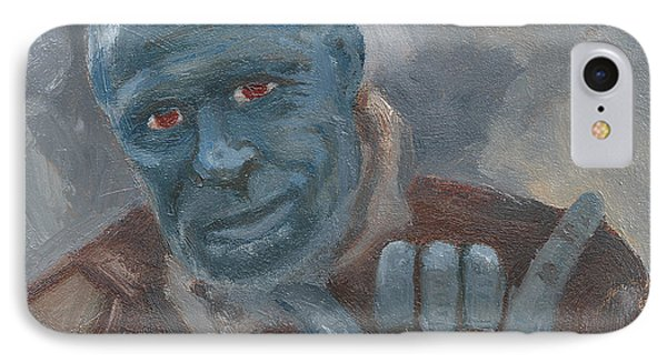Y Is For Yondu IPhone Case