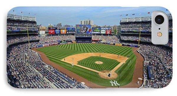 Yankee Stadium IPhone Case