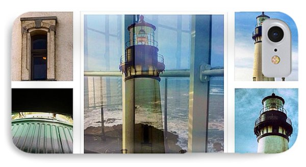 Yaquina Head Lighthouse Essence  IPhone Case