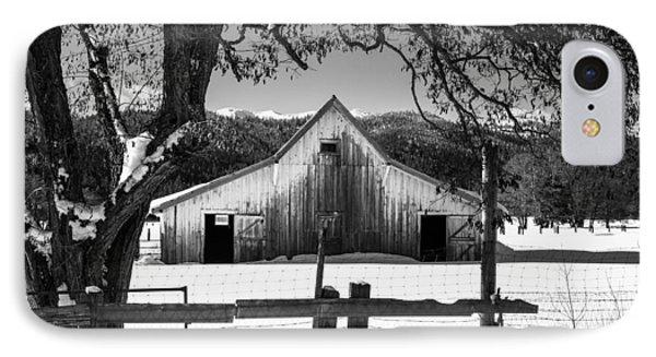 Ye Old Barn IPhone Case