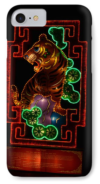 Year Of The Tiger IPhone Case