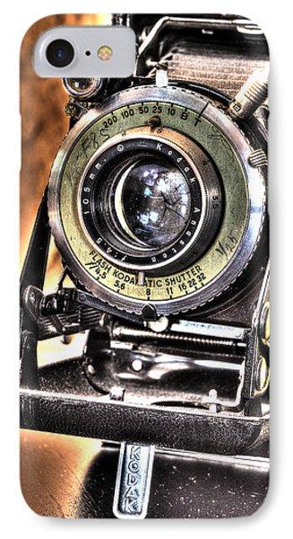 Years Back Kodak IPhone Case