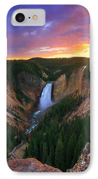 Yellowstone Beauty IPhone Case