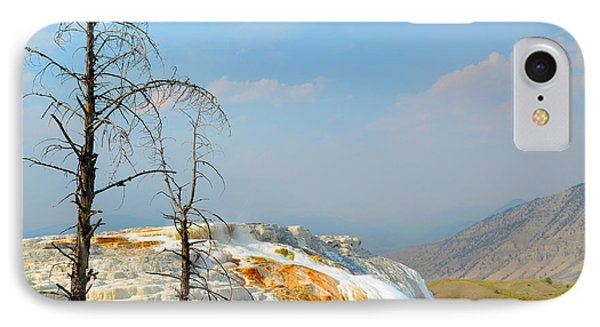 Yellowstone Canary Spring IPhone Case