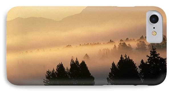 Yellowstone Sunrise IPhone Case