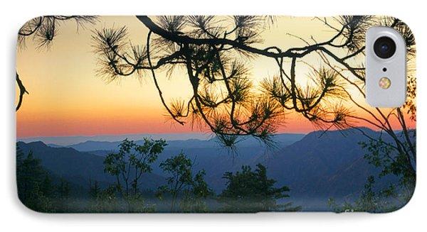 Yosemite Dusk IPhone Case
