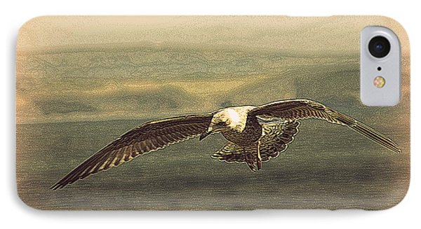 Young Gull IPhone Case