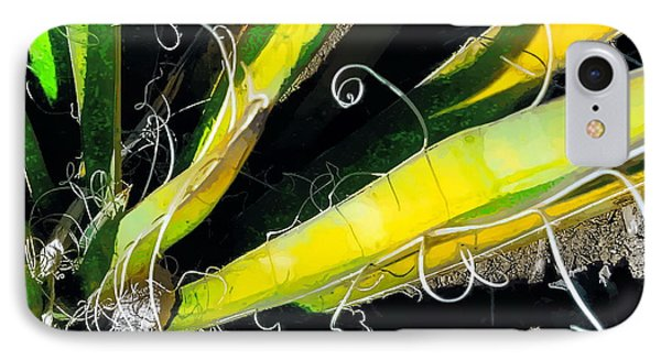 Yucca Spirals IPhone Case