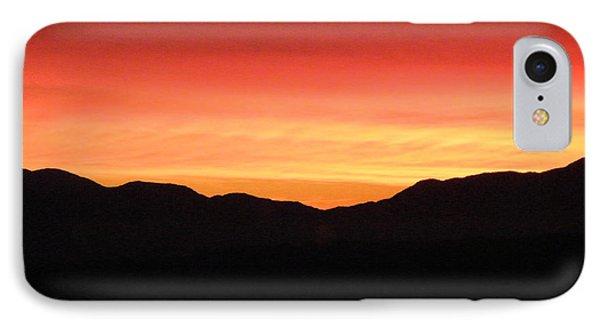 Yukon Gold And Crimson IPhone Case
