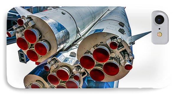 Yuri Gagarin's Spacecraft Vostok-1 - 5 IPhone Case