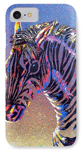 Zebra Fantasy IPhone Case