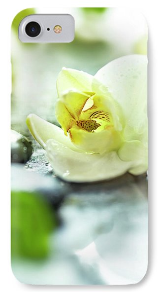 Orchid iPhone 8 Case - Zen Orchid by #name?