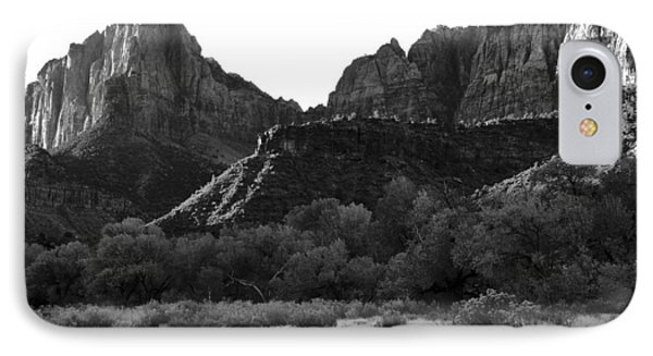 Zion Np Utah IPhone Case