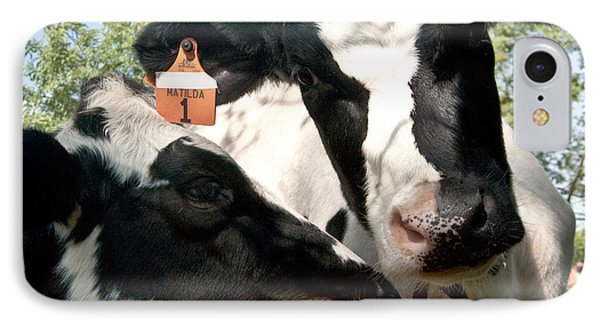 Zoey And Matilda IPhone Case