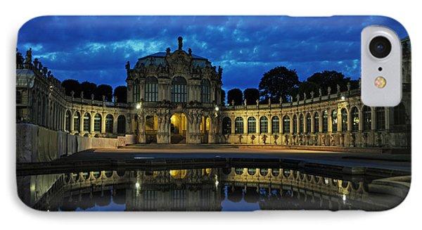 Zwinger Dresden Germany IPhone Case