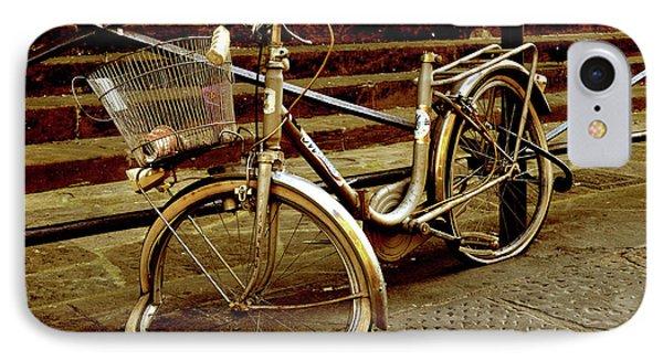 Bicycle Breakdown IPhone Case