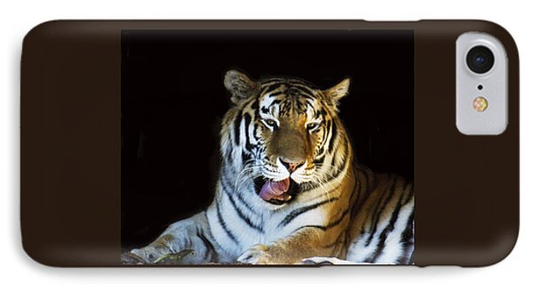 Awaking Tiger IPhone Case