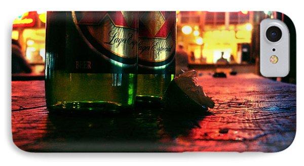 Cervezas IPhone Case