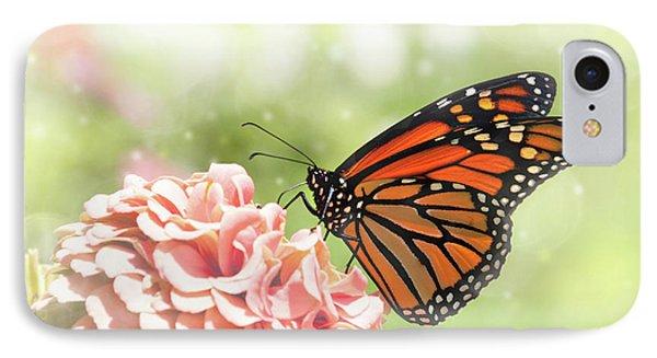 Dreamy Monarch Butterfly IPhone Case