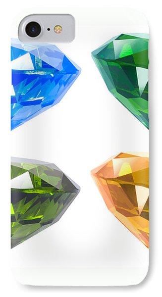 Four Diamond IPhone Case