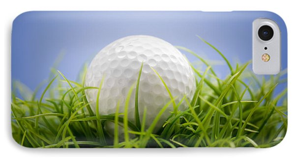 Golfball IPhone Case