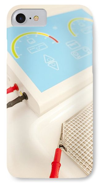 Iontophoresis Equipment IPhone Case