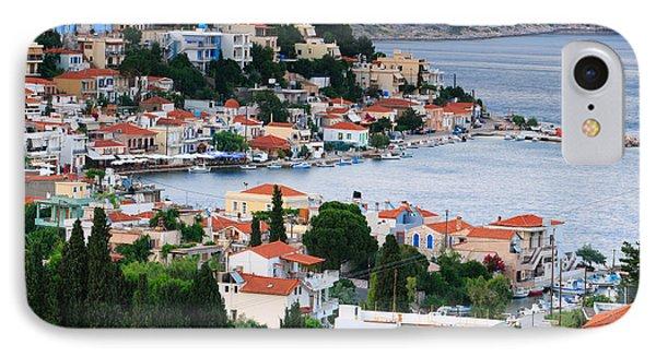 Lagada. Chios Greece  IPhone Case