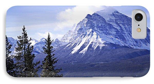 Mountain iPhone 8 Case - Mountain Landscape by Elena Elisseeva