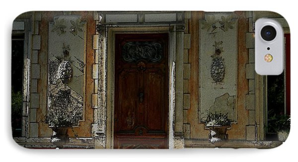 Old Entrance In Provence IPhone Case
