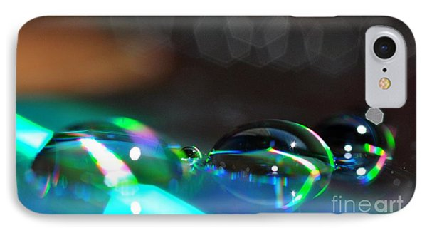 Rainbow Drops IPhone Case