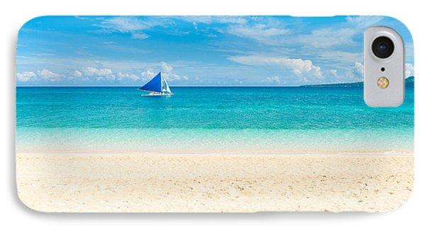 Sailing Boat IPhone Case