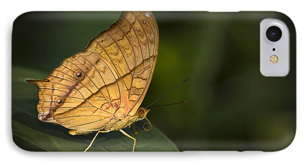 Saturn Butterfly IPhone Case