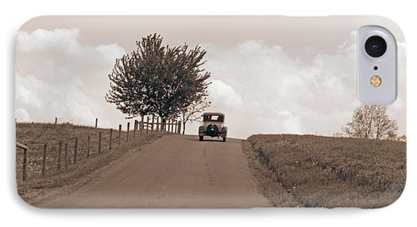 1930 Model A Ford IPhone Case