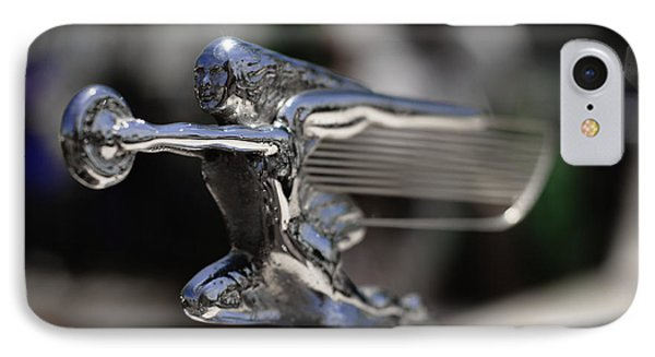 1940's Packard Hood Ornament IPhone Case