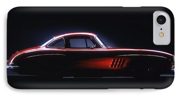 1954 Mercedes 300sl Gullwing IPhone Case