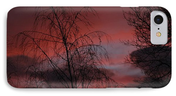 2011 Sunset 1 IPhone Case