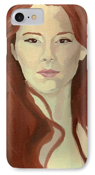 Portrait IPhone Case