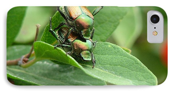 A Bugs Day IPhone Case