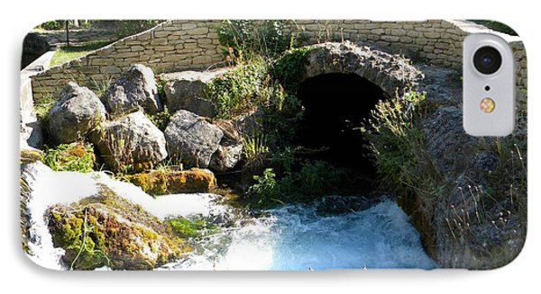 A Stream In Provence IPhone Case
