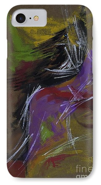 Abstract Woman IPhone Case