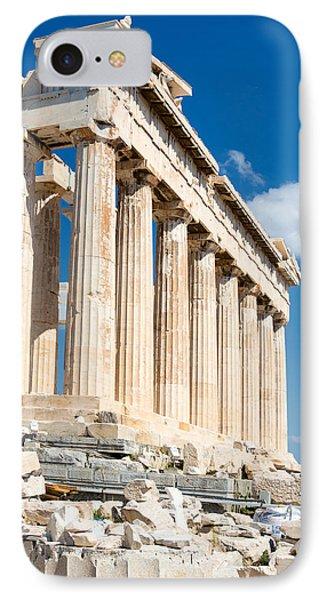 Acropolis Parthenon 3 IPhone Case