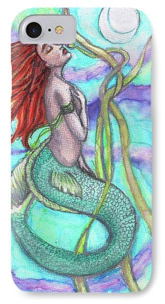 Adira The Mermaid IPhone Case