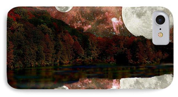 Alien World IPhone Case